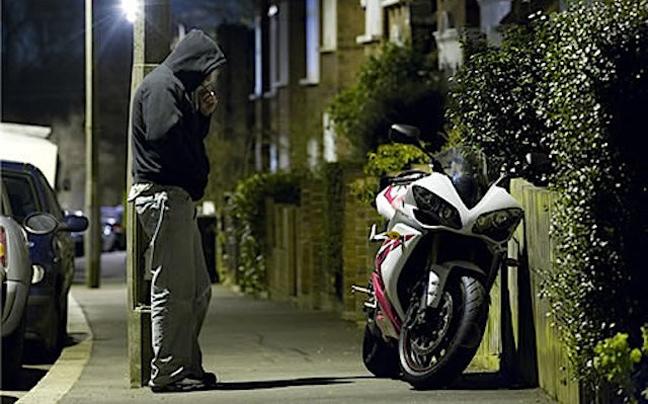 motosikleta klopi