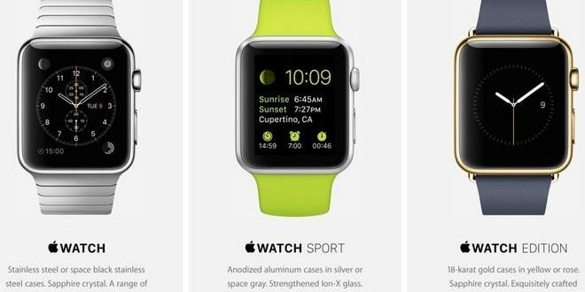 Apple watch: ξεκινούν οι παραγγελίες μέσω