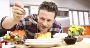 """TODAY -- Pictured: Jamie Oliver appears on NBC News' """"Today"""" show -- (Photo by: Peter Kramer/NBC/NBC NewsWire via Getty Images)"""