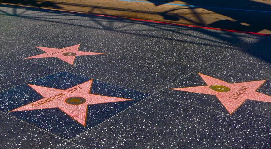 Hollywood-stars