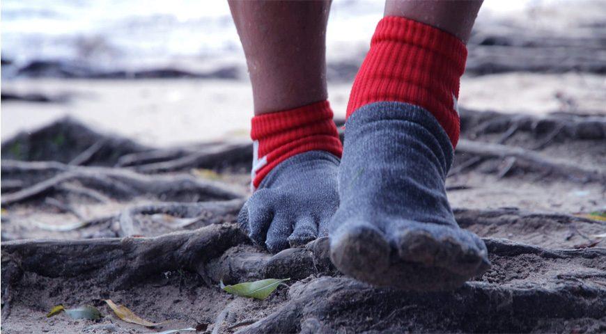 Οι κάλτσες που μπορούν να αντικαταστήσουν τα παπούτσια ... 6ff99679ff3